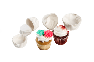 Cups for cupcakes