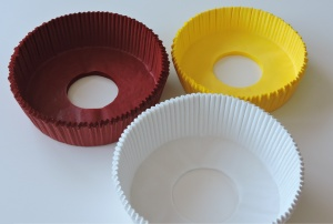 Round Paper Liners